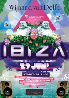 Beachparty goes IBIZA